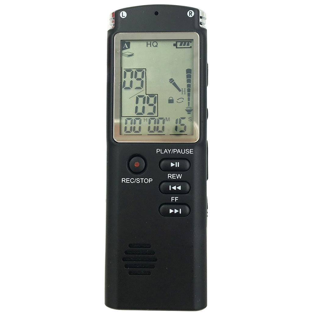 Mp3 Player Durchsichtig In Sicht Digital Voice Recorder 8 Gb/16 Gb/32 Gb Voice Recorder Usb Professional 96 Stunden Diktiergerät Digital Audio Voice Recorder Mit Wav