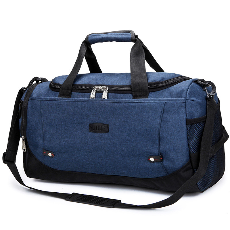 Large Capacity Men Travel Bag Luggage Carry On Duffle Organizer Nylon Business Weekend Bags Clothes Packaging Cube Accessories