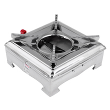 Portable Alcohol Spirit Stove Burner Furnace for Outdoor Camping Hiking Backpacking Picnic 20x20x10cm цена и фото