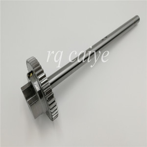 Image 3 - 4 Pieces  CD102 SM102 Water roller gear shaft S9.030.210F offset printing machinery spare parts