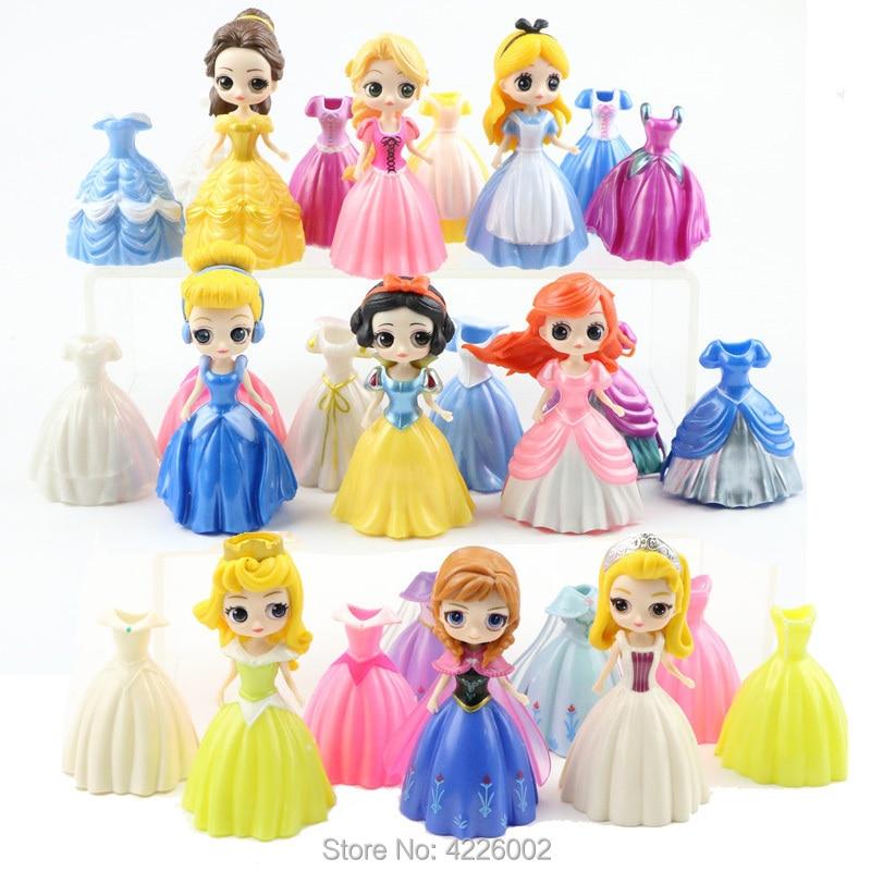 Magic Clip Princess Figures…