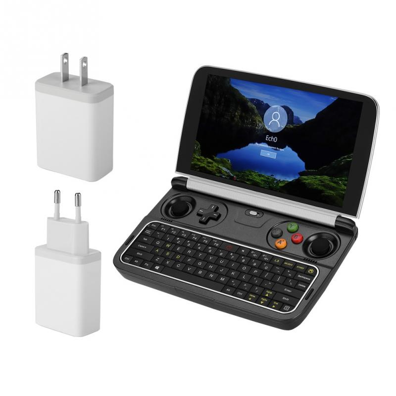 GPD WIN2 Game Console Tablet Handheld Game Tablet PC 100 240V