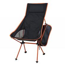 Portable Garden Folding Chair Lightweight Fishing Camping Hiking Gardening Seat Stool Beach Chair For Outdoor BBQ With Bag