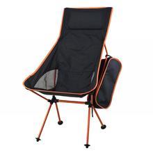 Silla plegable portátil para jardín, asiento ligero para pesca, Camping, senderismo, jardinería, taburete, silla de playa para barbacoa al aire libre con bolsa