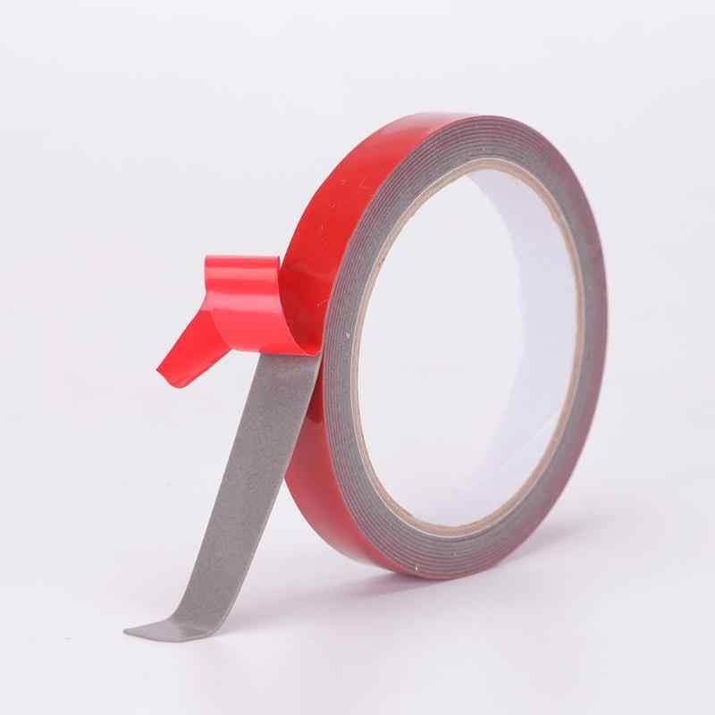 1 Roll Tahan Air 3 M Double Sided Tape Tidak Ada Jejak Perekat Stiker untuk Ponsel LCD Pannel Layar Mobil Perbaikan Aksesoris