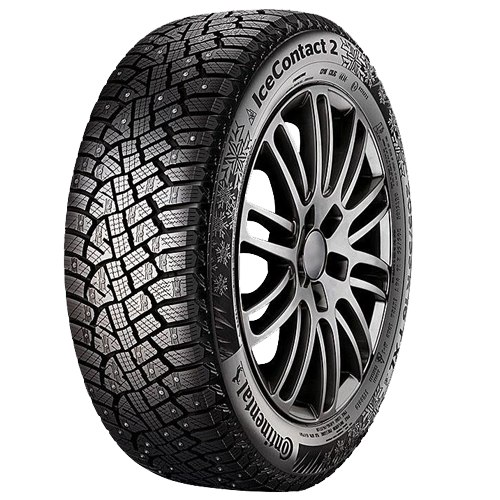 CONTINENTAL ContiIceContact 2 KD 205/60R16 96T TL XL шип continental contipremiumcontact 2 205 60r16 96h xl contiseal