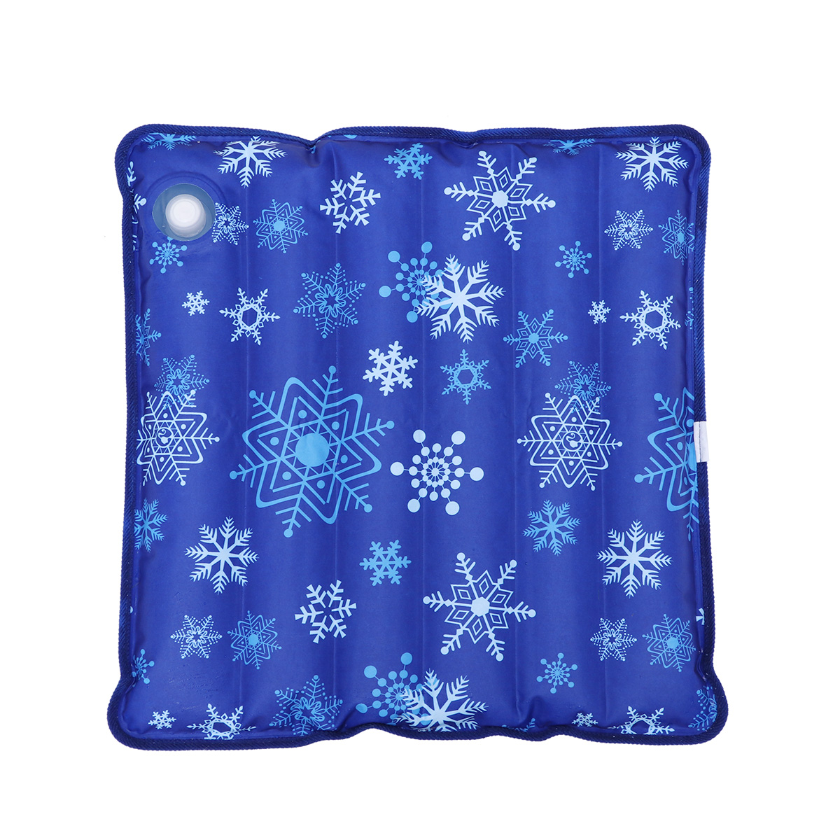 Car Summer Cushion Auto-Back-Seat Ice Cool Cold Crystal 1PC A30 Mat Snowflake-Pattern