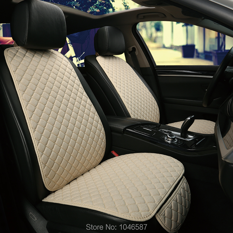 Auto Seat Cushion Protector Front Seat Car-Styling Car Seat Cover Small Waistline Auto Protector Car  Decorate Protect