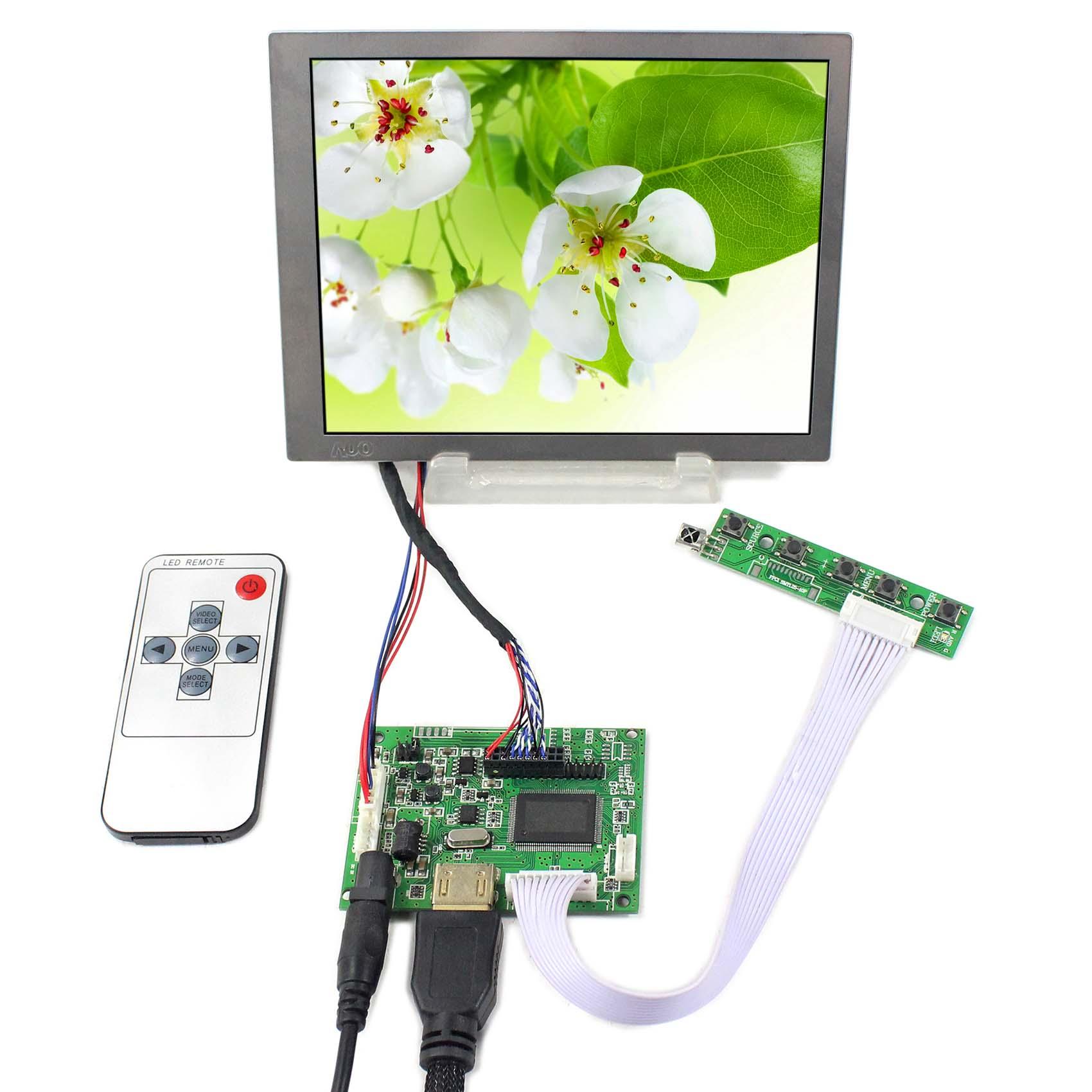 "VGA LCD Controller Board Work For 6.5/"" G065VN01 V2 640x480 LCD Screen"