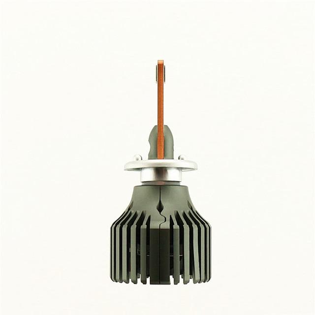TDCU Mini Car LED Headlight H1 50W 5000LM 6500K 12V LED Auto Headlamp Light Bulb
