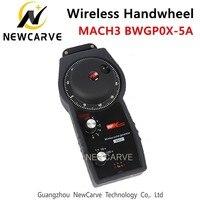 Siemens/ Mitsubishi/ Syntec/ Gskcnc Mach3 System Control Wireless Controller Für CNC Handrad BWGP0X-5A NEWCARVE