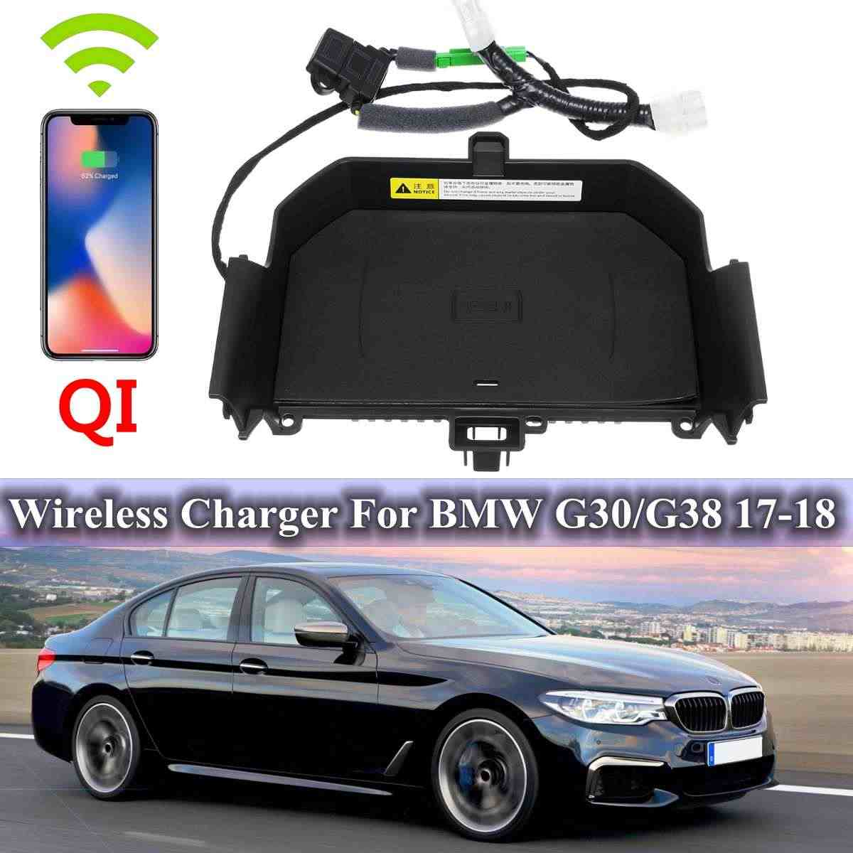 Detail Feedback Questions about OLOPKY For BMW QI Wireless charger