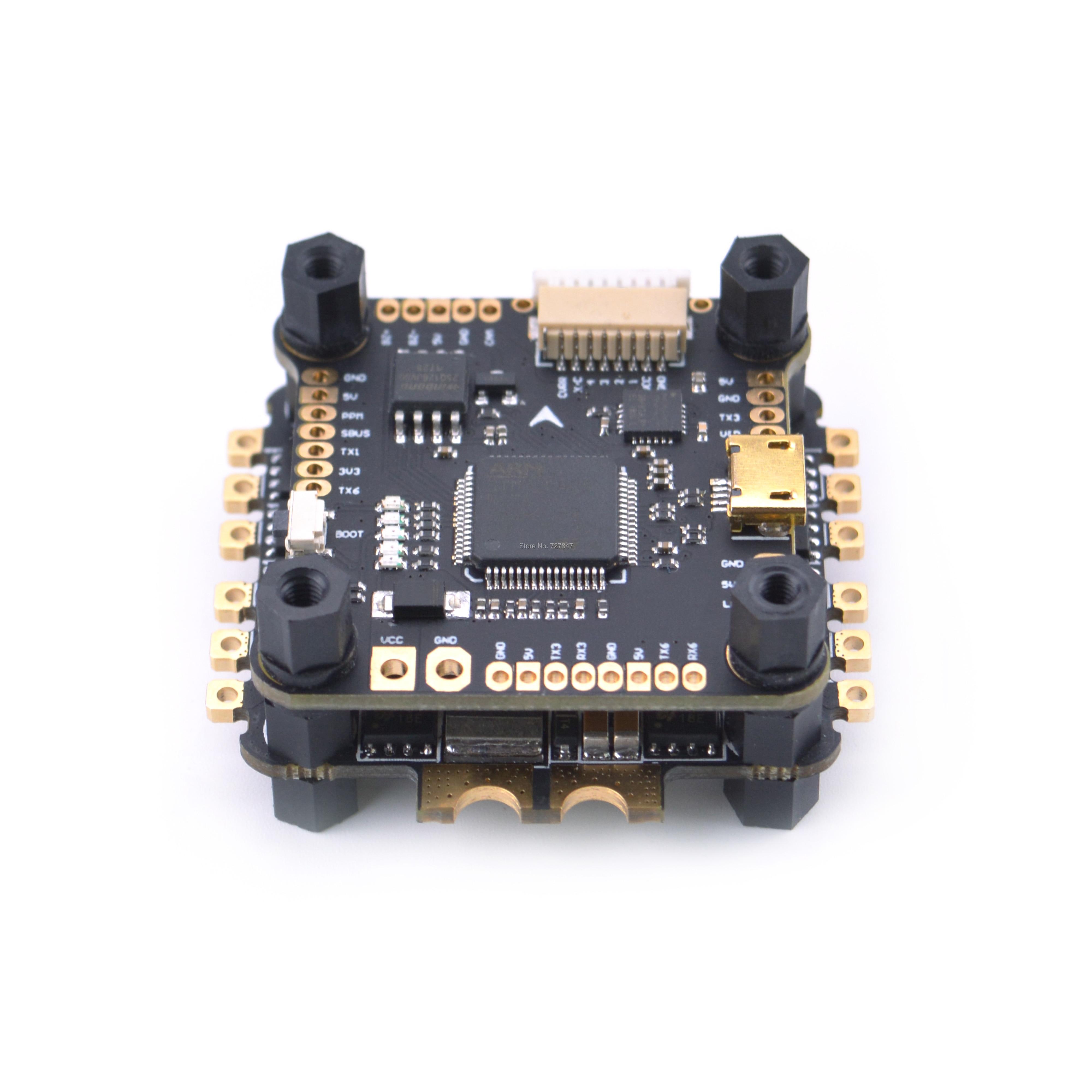 NEW Mamba F405 Flight Controller & REV35 35A BLheli_S 2-6S 4 In 1 ESC Built-in Current Sensor Brushless ESC For RC Model