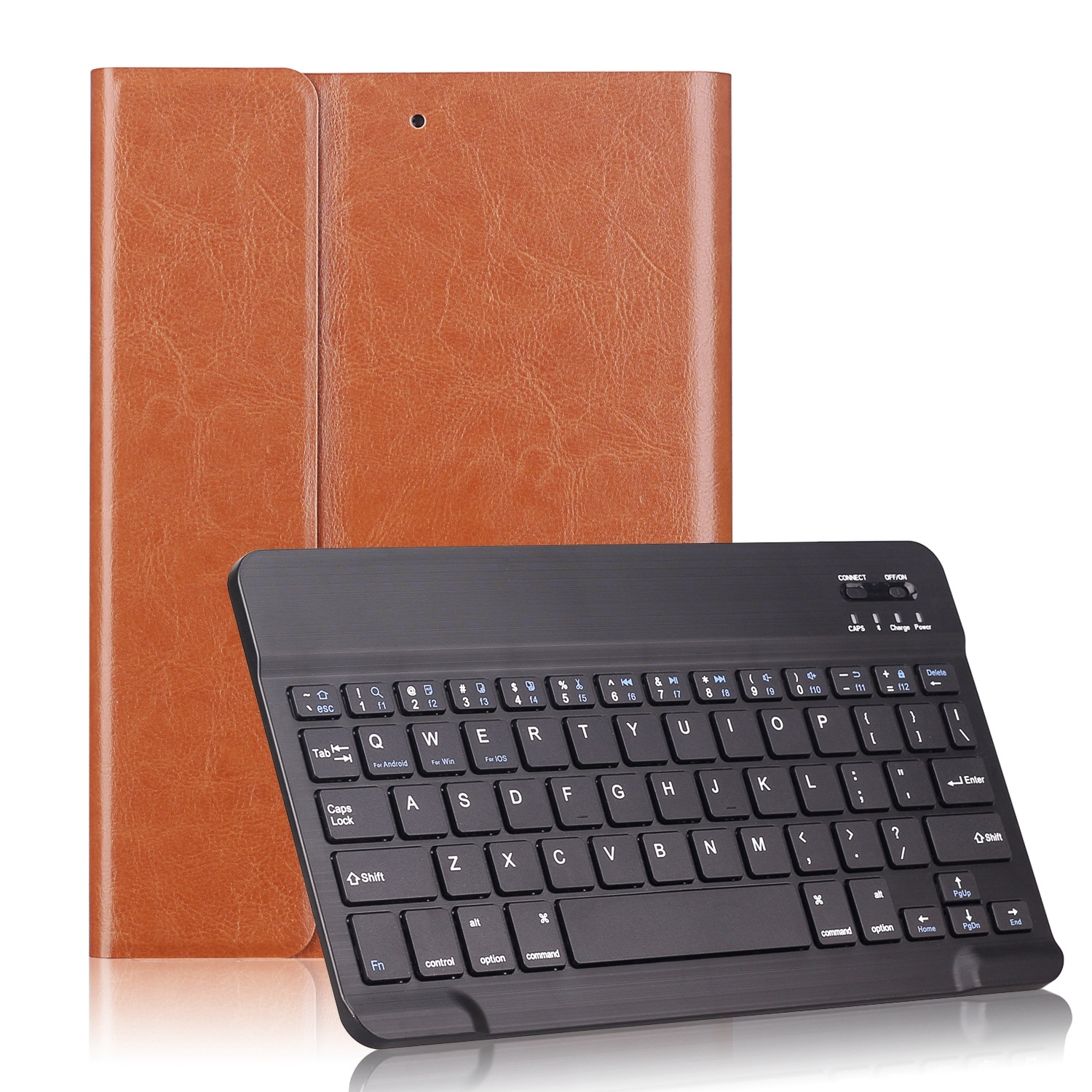 Tablet Accessories Audacious Pu Leather Keyboard Case For Ipad 9.7 2018 2017 Ipad Air 2 1 Silicone Soft Cover Multiple Folio Stand For Ipad 2018 Case 9.7 Fragrant Aroma Computer & Office