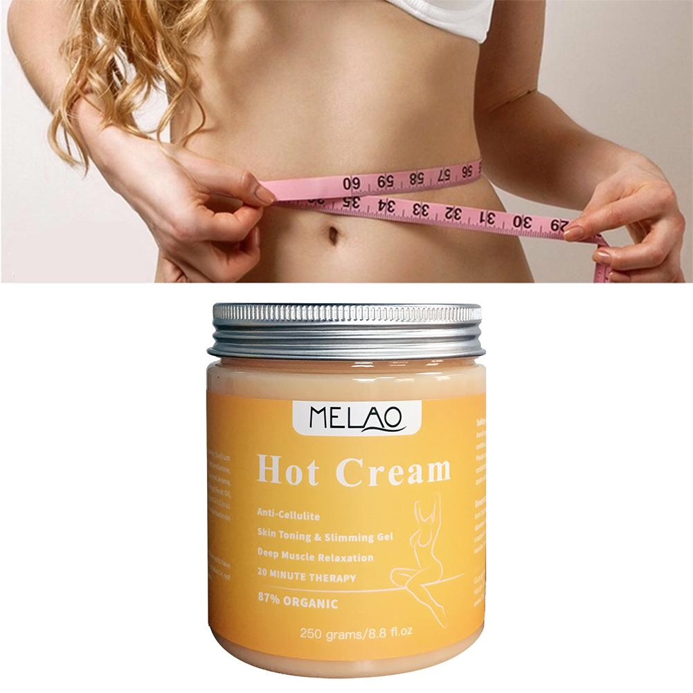 Newly 250g Massage Cream Hot Anti Cellulite Slimming Weight Loss Firming Body Massager Cream- VF Hot Promotion Price