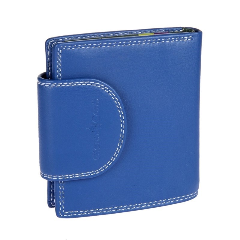 Coin Purse Gianni Conti 1807472 El. Blue multi ключница gianni conti 9519155 blue