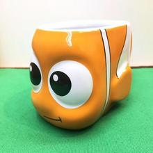 Finding Nemo Couple Coffee Mug Cartoon Water Glass Hand Painted Ceramic Cup Send Girlfriend Caneca I Love Moomin Marlin Dory недорго, оригинальная цена