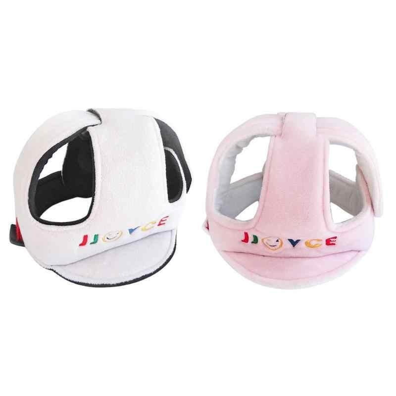 Anti-kollision Sicherheit Infant Kleinkind Schutz Hut Baby Schutz Helm Kleinkind Sicherheit Weichen Hut für Kinder Zu Fuß Kappe
