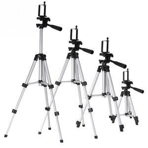 Image 2 - Waterproof Tripods For iPhone X 8,7,6,6s,5 plus 5s 4 4s for Samsung S7 S6 S5 S4 Camera Holder Clip Mount Smartphone Tripod Stand