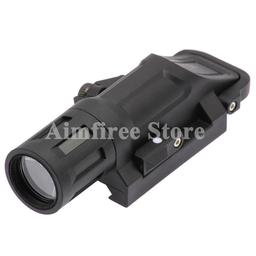 Tactique lampe de Poche WML LED Arme Légère Pistolet lumineux LED Lanterna Torche Convient Picatinny 20mm Rails