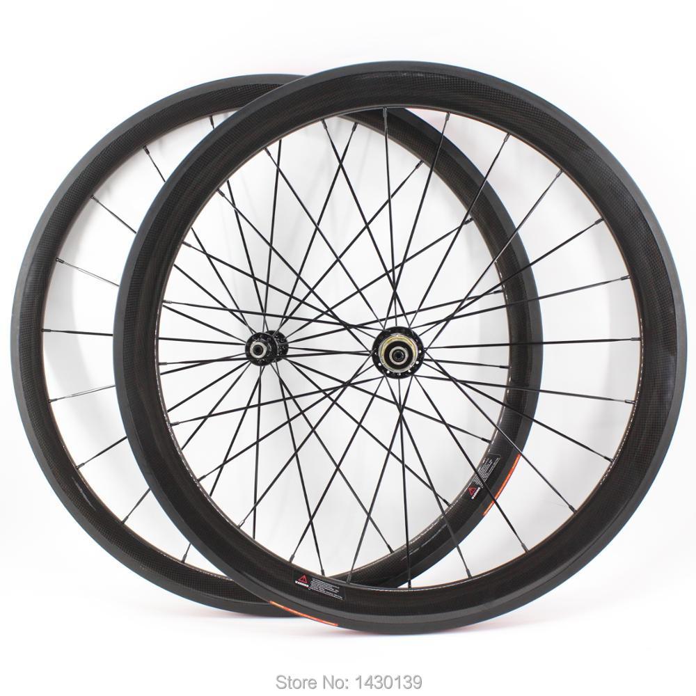 Date 700C avant 38mm + arrière 50mm pneu jante vélo de Route 3 k 12 k UD full carbon vélo essieux 20.5 23 25mm largeur Livraison gratuite