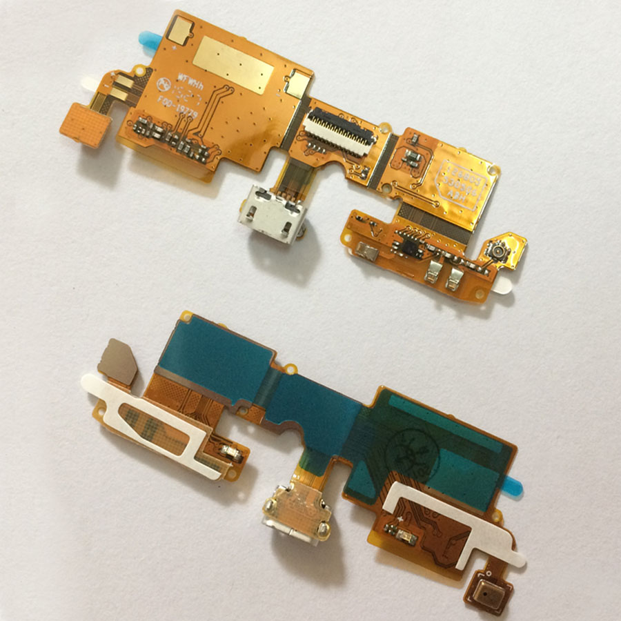 For ZTE Blade V6 Charger Port USB Charging Dock Flex Cable Replacement Part For ZTE Blade V6 Connect Connector Flex Cable Board