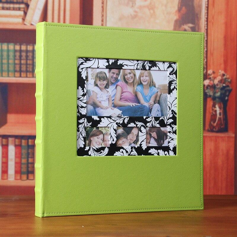 Ev ve Bahçe'ten Fotoğraf Albümleri'de Yeni Büyük Kapasiteli 6 Inç 600 Cep Albümü Retro Interstisyel Albümü Bebek Büyüme Bellek Albümü Düğün Fotoğraf Albümü Ev Dekorasy'da  Grup 3