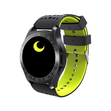KY009 Bluetooth Waterproof smart watch men clock smartwatch android Heart Rate Tracker Passometer watch phone wearable devices