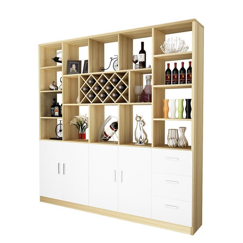 Mobilya Mesa rangement Cocina Armoire Salon Vetrinetta Da Esposizione Table commerciale Mueble Bar meuble étagère cave à vin