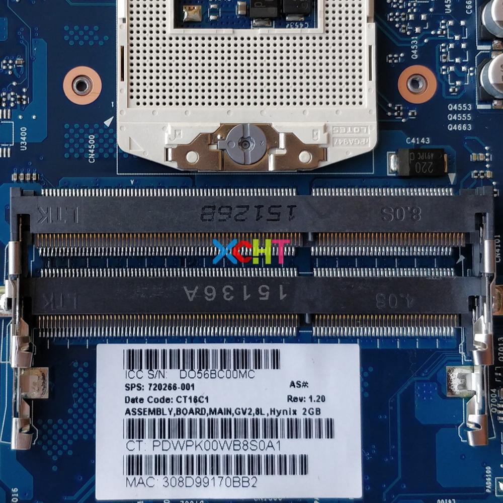 HP ENVY TOUCHSMART 17 M7 17T 17T-J000 HM87 MOTHERBOARD 720266-501 720266-001