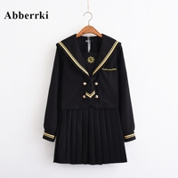 JK Japanese School Uniform Uniform Short sleeve Top School Girl Cosplay Skirt Set School Cosplay