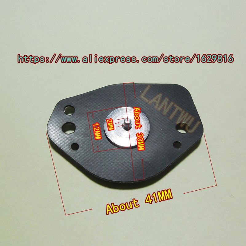 (1 Teile/paket) Ym 1999 ~ 2011 Jahr Virago Xvs 1100 Drag Star V-stern 1100 Motorrad Vergaser Abschaltung Ventil Kleine Membran