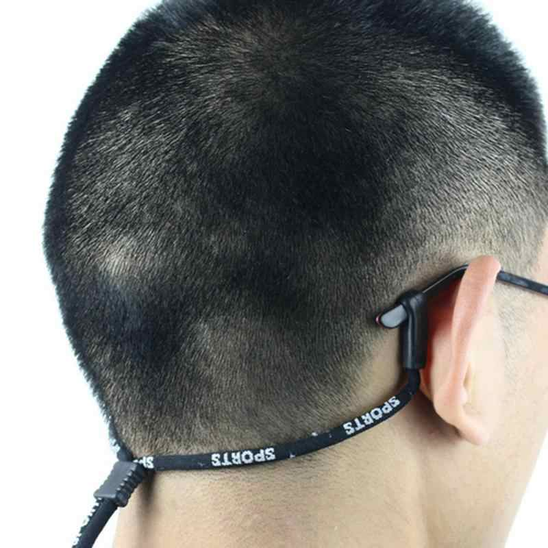 60 см очки солнцезащитные очки эластичный ремень шнур держатель эластичная ткань солнцезащитные очки шея полоса шнур топ продажа