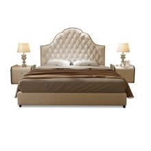 Infantil Frame A Castello Box Letto Matrimoniale Home Matrimonio Leather De Dormitorio Cama Moderna Mueble bedroom Furniture Bed(China)
