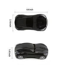 Wireless Sport Car Mouse