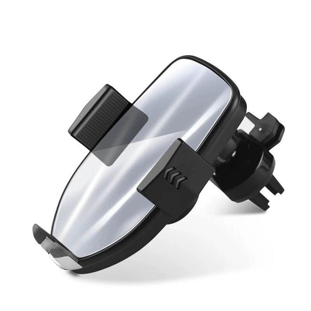Durable Léger Rapide chargeur auto Sans Fil 1000mA chargeur usb Téléphone 5 V/9 V entièrement automatique Titulaire 5 V 10 W