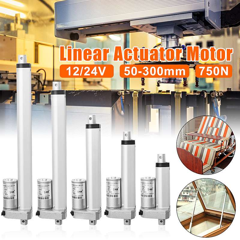 Linear Actuator DC 12V 200N 30mm/s Linear Actuator Maximum Push/Pull 200N Max Lift Stroke Electric Motor For Medical DevicesLinear Actuator DC 12V 200N 30mm/s Linear Actuator Maximum Push/Pull 200N Max Lift Stroke Electric Motor For Medical Devices