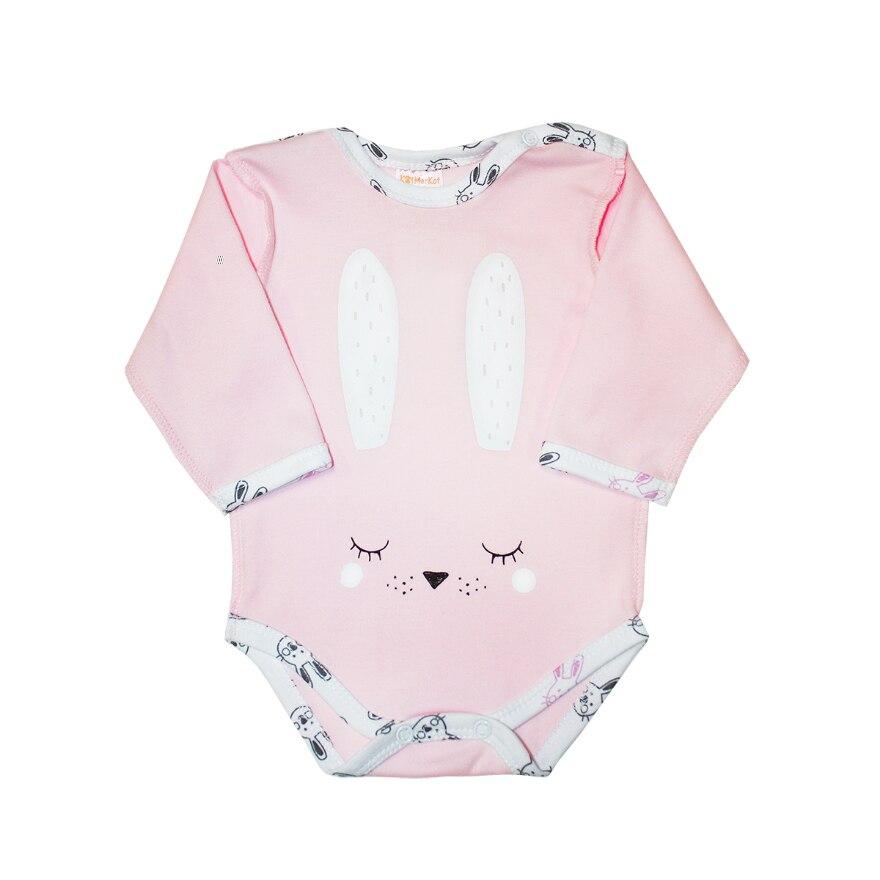 Bodysuit Kotmarkot 9179 children clothing for baby girls bodysuit baby
