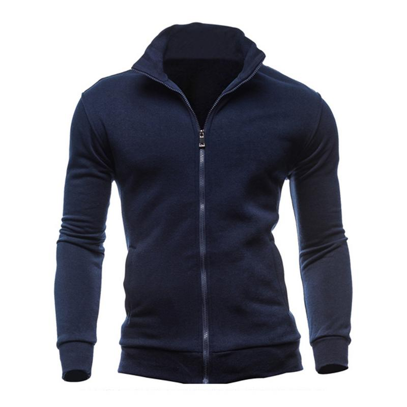 2019 New Men's Jacket Large Pockets Mens Coats and Jackets Slim Street Wear Plus Size Clothes