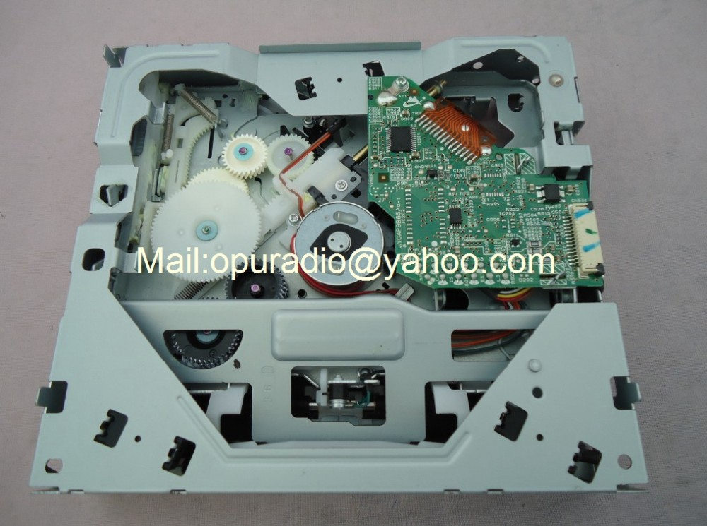 Matsushita стиль один CD погрузчик механизм печатной платы ygap9b85a-1 ygap9b85a-4 для Hyundai ix35 автомобиль CD Радио тюнер