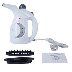 Popular Garment Steamer High-quality PP 200 ml Portable Clothes Iron Steamer Brush For Home Humidifier Facial Steamer Blue EU