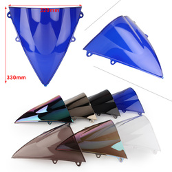 CBR 1000RR Motorcycle Windshield Windscreen For Honda CBR1000RR 2012 2013 2014 2015 2016 Double Bubble ABS Plastic
