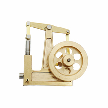 Microcosm Micro Scale M81 Mini Steam Stirling Engine Model Gift Collection DIY Project Part