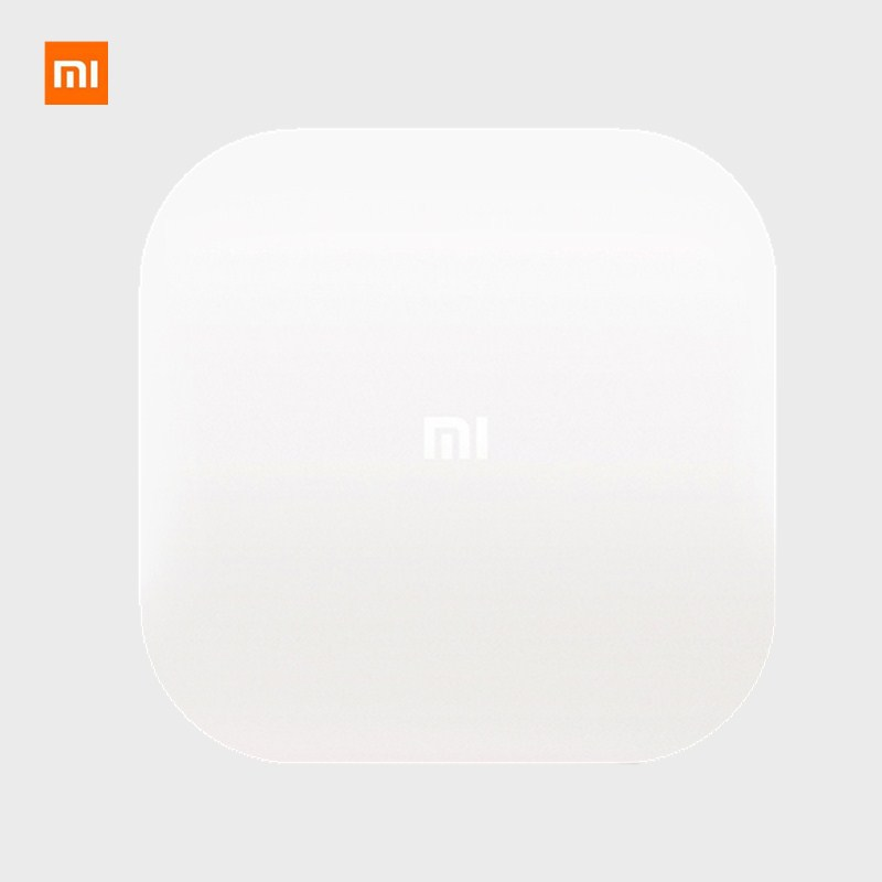 Original Xiaomi Mi4 MI Box Bluetooth Smart TV Box 2GB RAM 8GB ROM 2.4G Wi-Fi Voice Control Set-Top Box EDR 4K HDR Media Player original xiaomi mi4c patchwall tv box 1gb 8gb amlogic s905l 2 4g wi fi bluetooth set top box supports 4k hd smart media player
