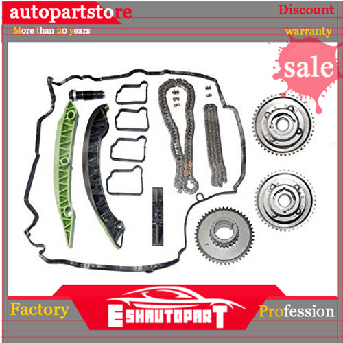 Timing Camshaft Adjuster Chain Guide For Mercedes Benz M271 C250 W212 W204 CGI