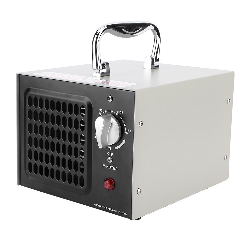 30G 110V Ozone Generator Long Life Type Ozonizer Air Purifier With Timer Switch