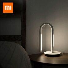 Xiaomi Mijia PHILIPS Đèn Ngủ Eyecare Smart Đèn Bàn Ứng Dụng Điều Khiển Thông Minh 4 Chiếu Sáng Cảnh Xiaomi Để Bàn