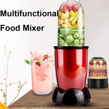 US plug MINI Portable Electric juicer Blender Baby Food Milkshake Mixer Meat Grinder Multifunction Fruit Juice Maker Machine 2