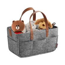 Baby Diaper Caddy Storage Bag Large Portable Holder For Changing Table Car With Adjustable Shoulder Straps Wholesale