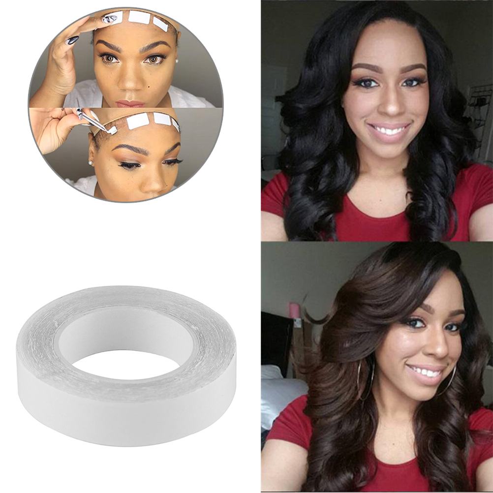 long lasting lace wig glue tape